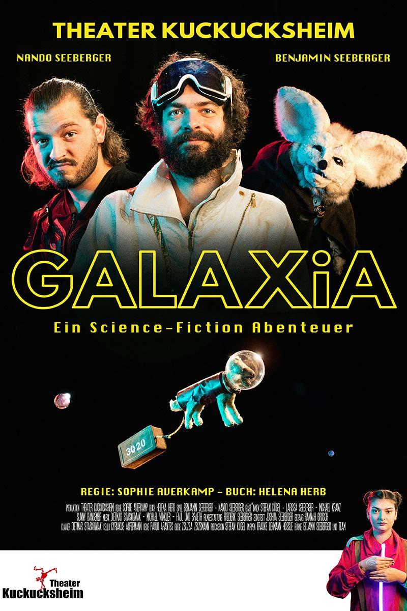 GALAXiA Plakat